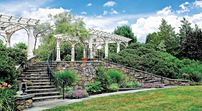 Tower Hill Winding Up $7.5 Million Expansion - Botanic Garden ...