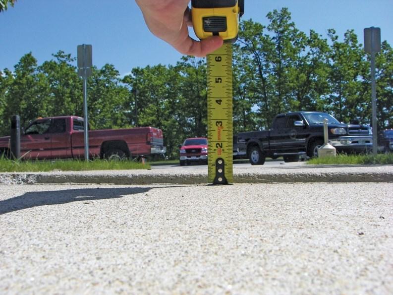 Does Your Ueven Sidewalk Need Mudjacking? - On the Level
