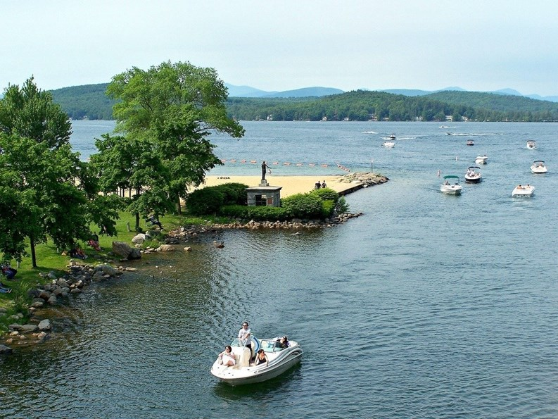 Bikers, Beaches and Natural Beauty - Laconia, New Hampshire